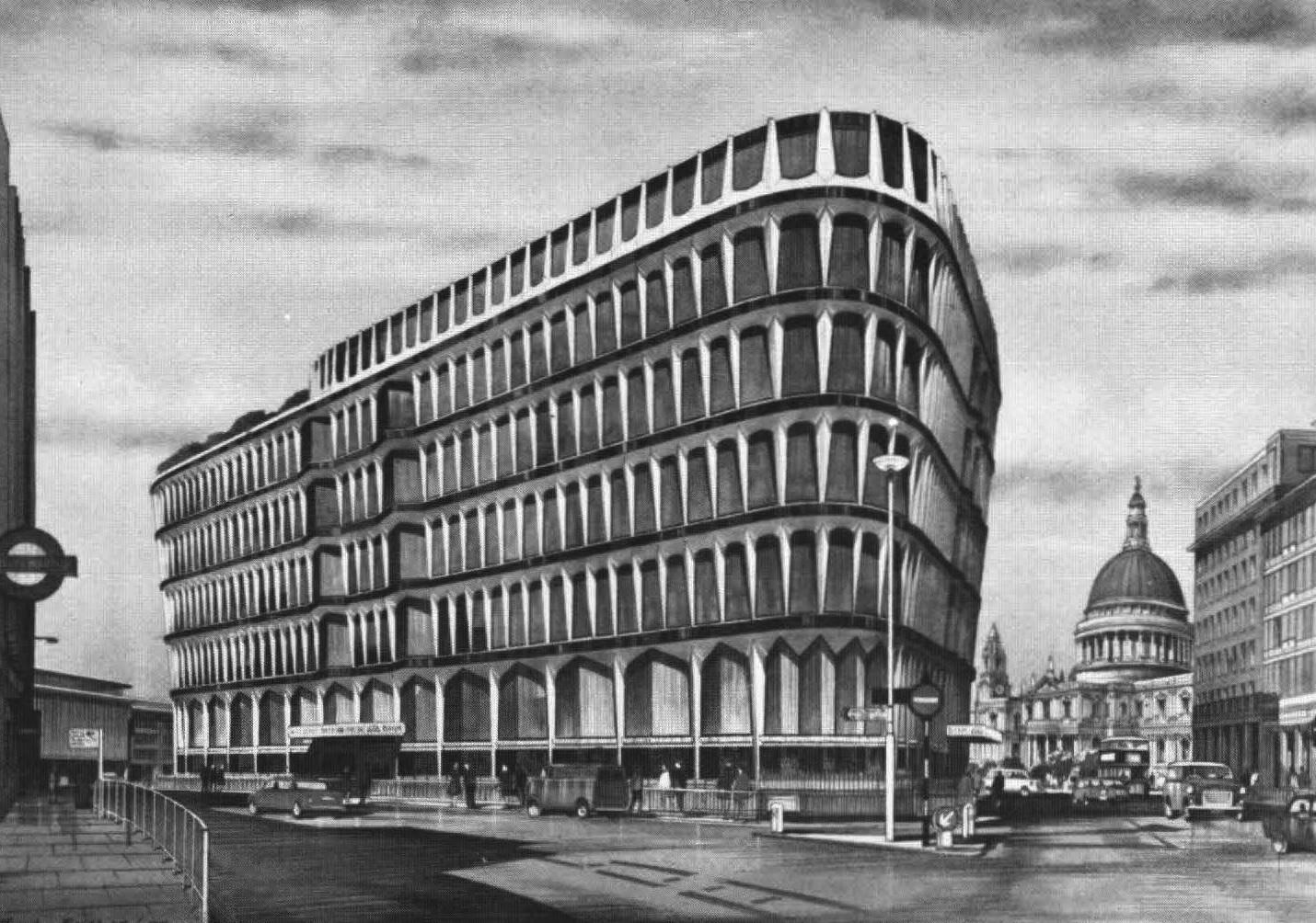 30 Cannon Street - History